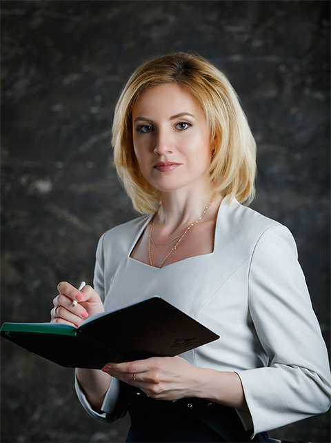 Адвокат по таможенным делам Симонова Яна Александровна